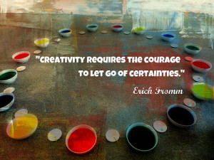 Creativity is one of many success factors.