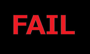 Failure can be avoided.