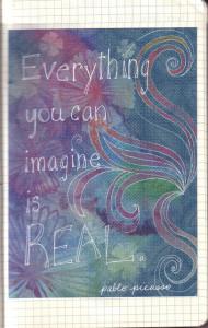 Imagination + action = success.