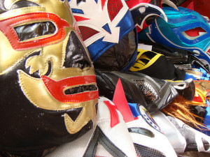 Successful entrepreneurs know when to wear a mask and when not to.