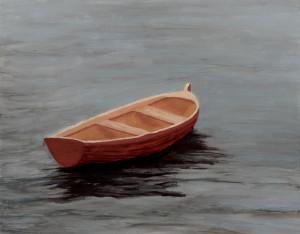 rowboat adrift by jeffmarks.net