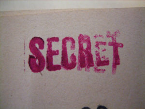 It's no secret: Thought without action is useless.
